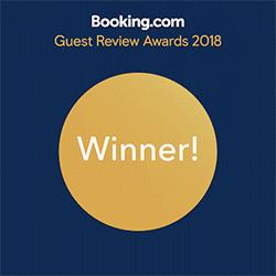 Booking.com 2019 winner